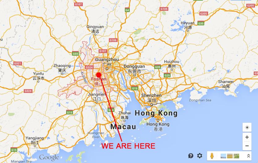 Foshan city guangdong province